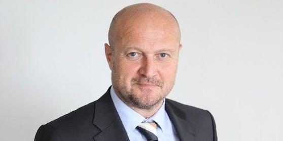 """""""Heute""""-Geschäftsführer Sales Gernot Fischer"""