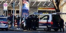 Streit in Bank löst Polizei-Einsatz in Brigittenau aus