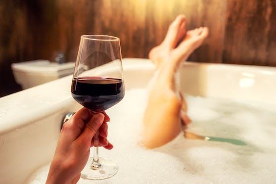 Alkohol kann sich negativ auf das Immunsystem auswirken.