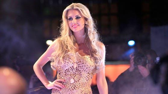 Rosanna Davidson wurde 2003 zur Miss World gekürt und ist nach wie vor als Model erfolgreich.