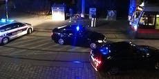 Verfolgungsjagd in Wien – Polizei gibt Schüsse ab