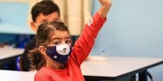 Heftige Debatte um Maskenpflicht ab 10 Jahren