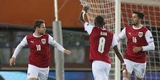 """Gruppensieg bringt ÖFB die """"zweite Chance"""" auf WM"""