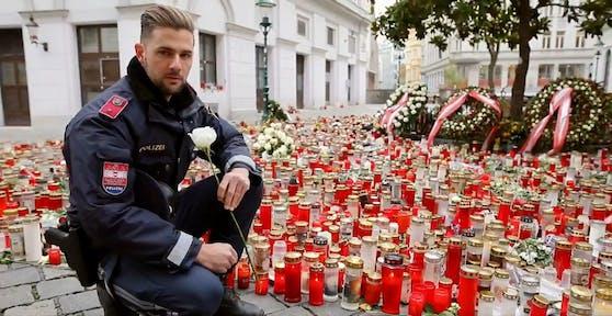 """""""Kein Platz für Terror"""""""