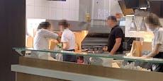 Keine Corona-Maßnahmen in Wiener Fast-Food-Kette