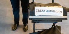 Ibiza-U-Ausschuss geht auch im Lockdown weiter