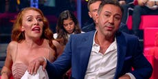 Kurz vor TV-Show erfährt Georgina von Schwangerschaft