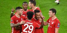 Bayern-Star vor Salzburg-Schlager positiv getestet