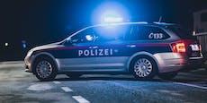 Polizei jagt Raser mit Kind im Auto durch 5 Gemeinden