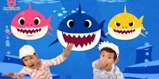 Diese tanzenden Babyhaie schlagen alle YouTube-Rekorde