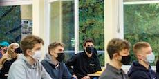Elternvertreter fordern Masken-Aus im Unterricht
