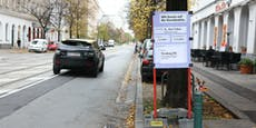 Heute Baustart für Wiens erste Protected Bike Lane