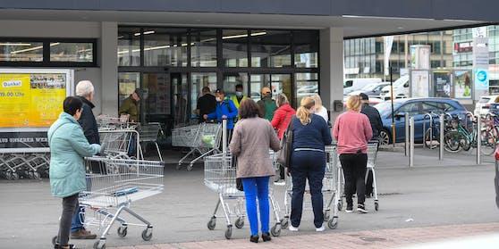 Supermärkte öffnungszeiten Ab 16.03 20