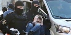 Wieder Hunderte Festnahmen in Weißrussland