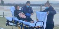 13-jähriger Surfer überlebt Hai-Attacke
