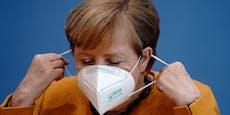 So verteidigt Merkel den zweiten Lockdown