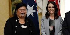 Darum hat Neuseelands Außenministerin ein Kinn-Tattoo
