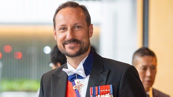 Kronprinz Haakon wird König Harald auf den Thron folgen und übernimmt immer mehr Regierungsgeschäfte.