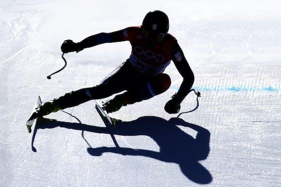 Skifahrer (Symbolbild)