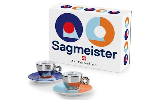 Farbenfrohe, positive Botschaften möchte Star-Graphikdesigner Stefan Sagmeister versenden.