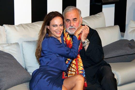 Deutsche Promis wie Schauspielerin Sonja Kirchberger setzten auf die Künste von Star-Figaro Udo Walz (†).