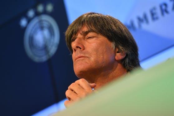 Jogi Löw muss die DFB-Talfahrt analysieren.