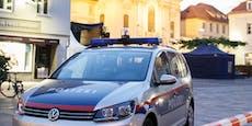 Polizei schnappt durch Zufall EU-Haftbefehl-Gesuchten