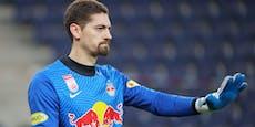 Salzburg-Keeper Stankovic vor Abgang nach Griechenland