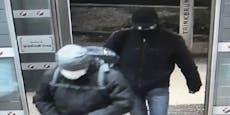 Polizei jagt jetzt Täter nach Millionen-Coups