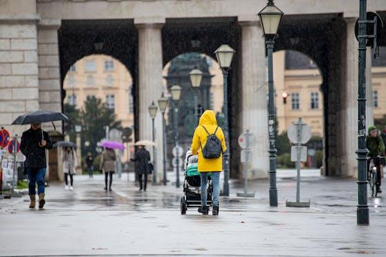 Das Herbstwetter hat Österreich im Griff.