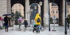 Kälte-Einbruch lässt jetzt Österreich zittern
