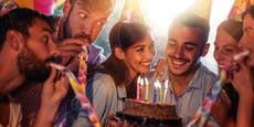 Familie feiert runden Geburtstag – 400 Euro Strafe!