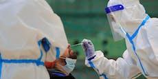 Massentests könnten Virus innerhalb Wochen eliminieren