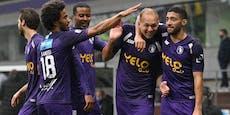 Ex-Austrianer Holzhauser jetzt Topscorer der Liga
