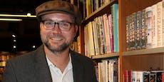 Thomas Stipsits stellt sein neues Buch jetzt online vor