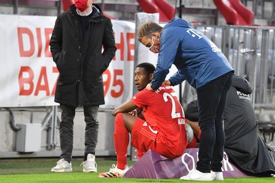 Bayern-Trainer Flick über Alaba: