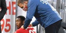 Bayern-Trainer Flick macht ÖFB-Star Alaba Dampf