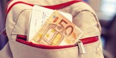Mann findet Rucksack mit 130.000 Euro, Gold und Silber