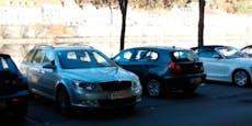 Trotz Corona-Verbots viele Autos aus OÖ in Passau
