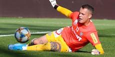 Ehemaliger Austria-Goalie wechselt nach Kroatien