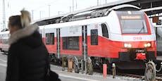 Cityjet nach Zug-Kollision in Floridsdorf entgleist