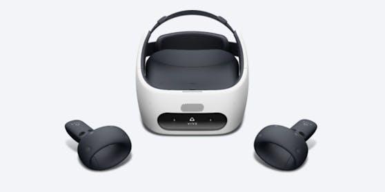 Vive Focus Plus erhält bedeutende Verbesserungen für Premium Enterprise-VR.