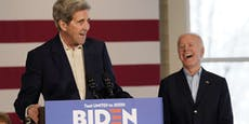 Joe Biden macht John Kerry zum US-Klima-Beauftragten