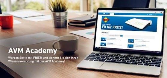 AVM Academy: Kostenlose Webinare und Onlinekurse für den Fachhandel.