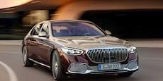 Luxus ohne Ende in der neuen Mercedes-Maybach S-Klasse