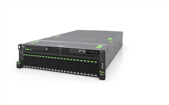 Neuer Fujitsu PRIMERGY Server erzielt Rekordleistung in unabhängigen Benchmarks.