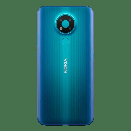 Nokia 2.4 und Nokia 3.4 (Bild) sind ab sofort verfügbar.