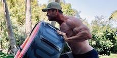 Muskelneid: Pratt bittet Hemsworth um Trainings-Stop