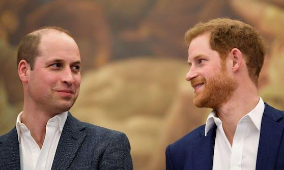 Prinz William und Prinz Harry – die zwei scheinen sich nicht mehr zu verstehen.