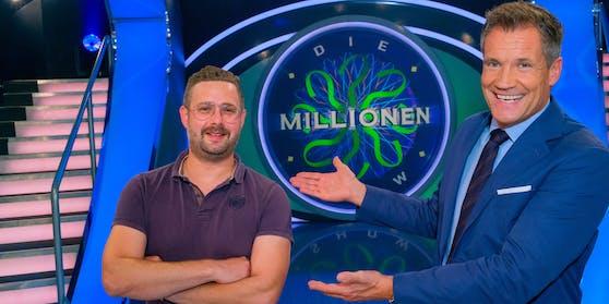 Frisch gebackener Millionär: Christoph Götzendorfer